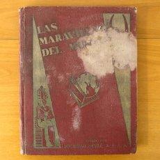 Coleccionismo Álbum: LAS MARAVILLAS DEL MUNDO - NESTLE 1932 - COMPLETO. Lote 57989513