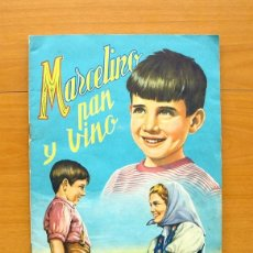 Coleccionismo Álbum: MARCELINO PAN Y VINO - EDITORIAL FHER 1955 - COMPLETO - VER FOTOS EN EL INTERIOR. Lote 58177767