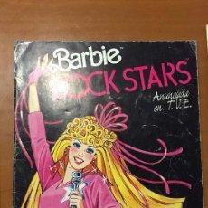 Coleccionismo Álbum: BARBIE ROCK STARS COMPLETO. Lote 58190354