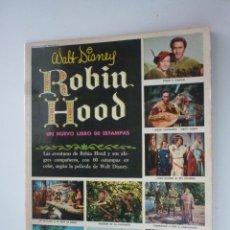 Coleccionismo Álbum: ROBIN HOOD. Lote 58217693