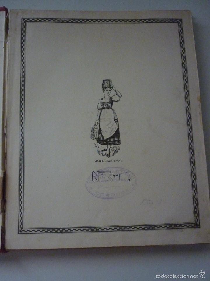 Coleccionismo Álbum: NESTLE TOMO I. COMPLETO - Foto 2 - 58224346