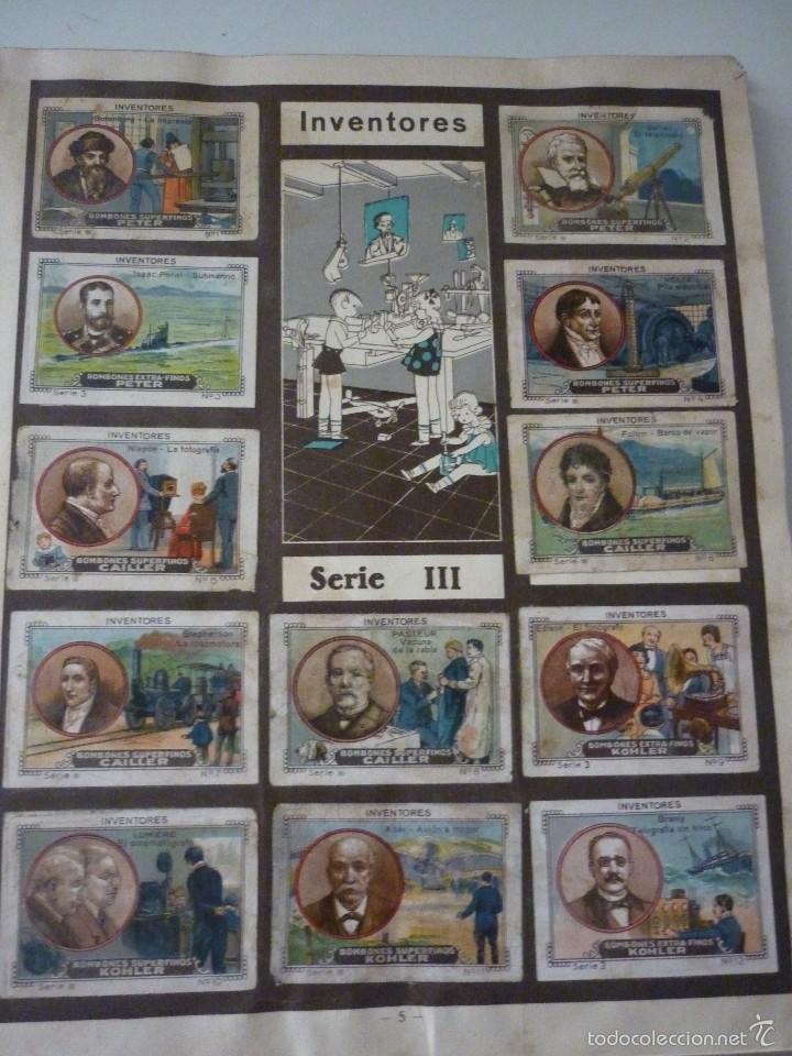 Coleccionismo Álbum: NESTLE TOMO I. COMPLETO - Foto 4 - 58224346