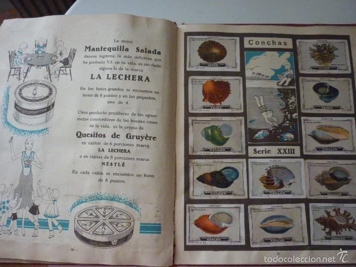 Coleccionismo Álbum: NESTLE TOMO I. COMPLETO - Foto 6 - 58224346