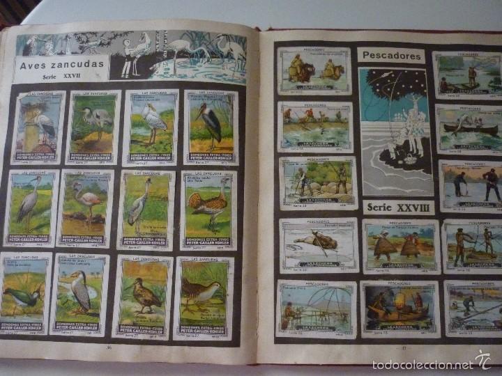Coleccionismo Álbum: NESTLE TOMO I. COMPLETO - Foto 7 - 58224346