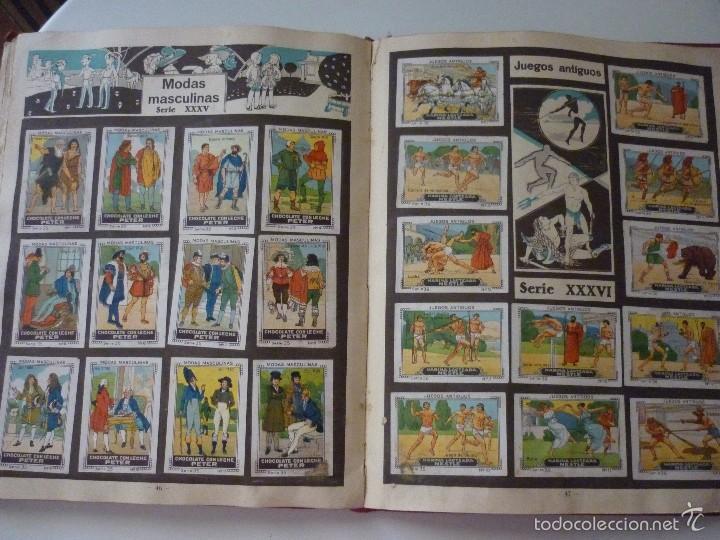 Coleccionismo Álbum: NESTLE TOMO I. COMPLETO - Foto 8 - 58224346