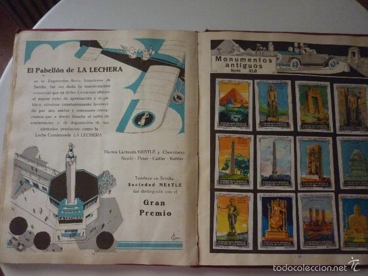 Coleccionismo Álbum: NESTLE TOMO I. COMPLETO - Foto 9 - 58224346