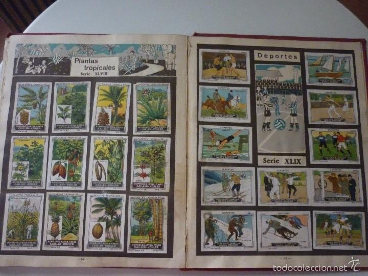 Coleccionismo Álbum: NESTLE TOMO I. COMPLETO - Foto 11 - 58224346