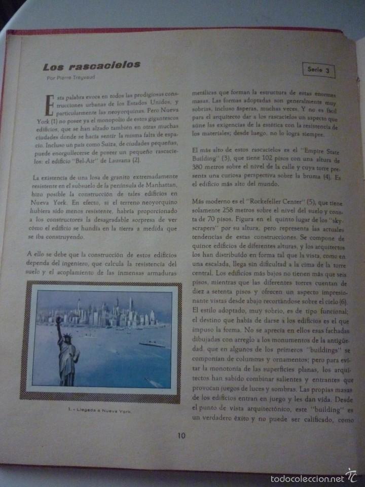 Coleccionismo Álbum: NESTLE LAS MARAVILLAS DEL UNIVERSO. COMPLETO - Foto 4 - 58224385