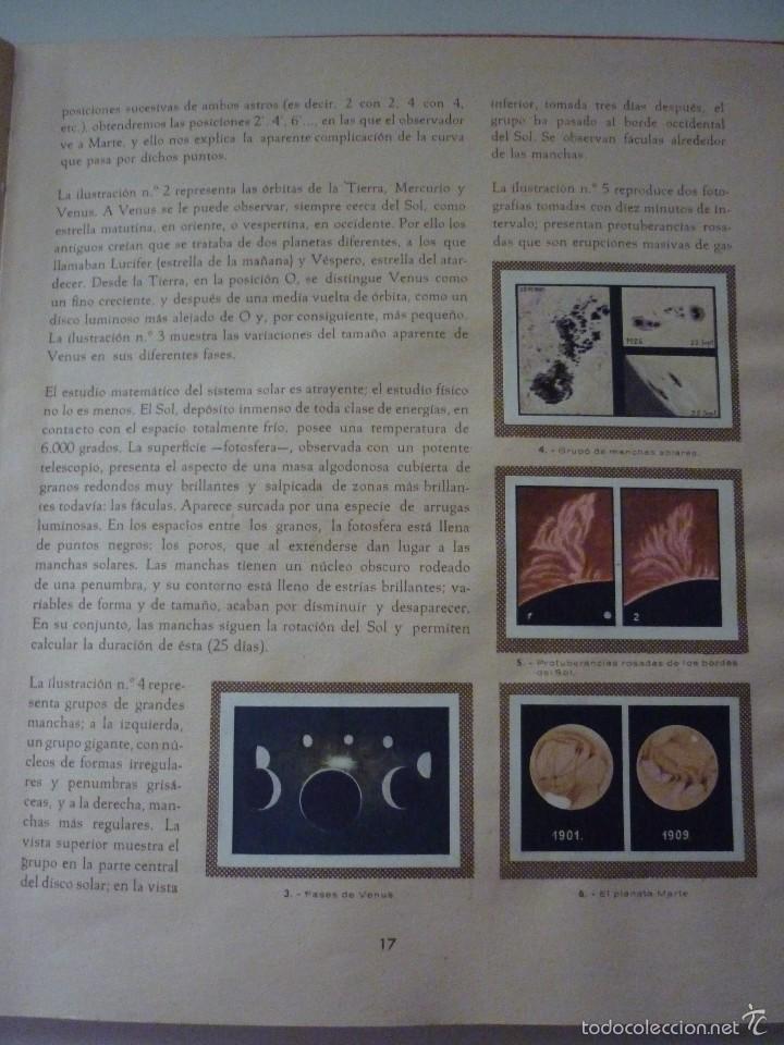 Coleccionismo Álbum: NESTLE LAS MARAVILLAS DEL UNIVERSO. COMPLETO - Foto 5 - 58224385