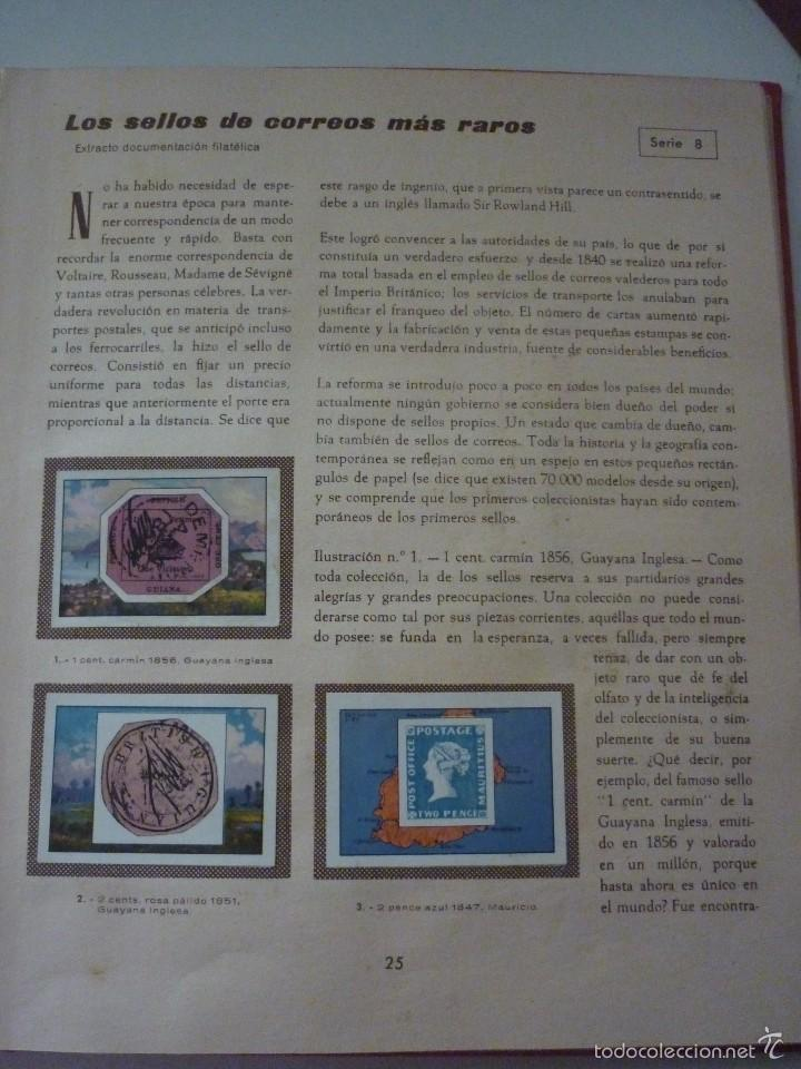 Coleccionismo Álbum: NESTLE LAS MARAVILLAS DEL UNIVERSO. COMPLETO - Foto 6 - 58224385