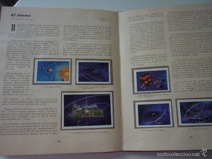 Coleccionismo Álbum: NESTLE LAS MARAVILLAS DEL UNIVERSO. COMPLETO - Foto 7 - 58224385