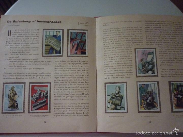 Coleccionismo Álbum: NESTLE LAS MARAVILLAS DEL UNIVERSO. COMPLETO - Foto 10 - 58224385