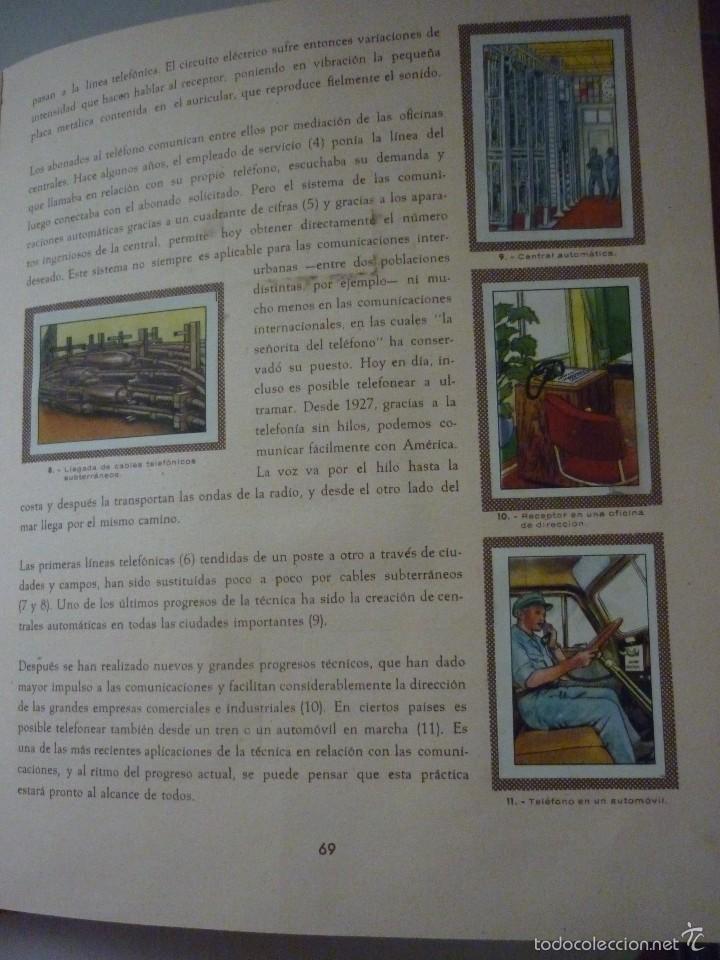 Coleccionismo Álbum: NESTLE LAS MARAVILLAS DEL UNIVERSO. COMPLETO - Foto 12 - 58224385