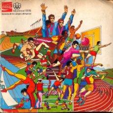 Coleccionismo Álbum: ÁLBUM COCA-COLA MONTREAL 1976 – HISTORIA DE LOS JUEGOS OLÍMPICOS. Lote 58584879