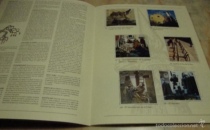 Coleccionismo Álbum: (TC-7) ALBUM CROMOS SETMANA SANTA DE TARRAGONA COMPLETO - Foto 2 - 59135625