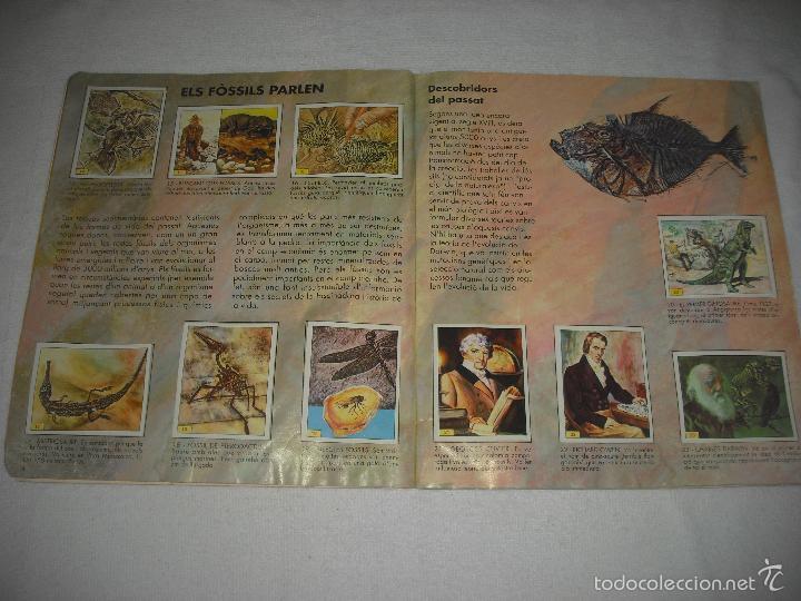 Coleccionismo Álbum: DINOSAURS . PANINI . CLUB SUPER 3 . COMPLETO - Foto 2 - 59611843