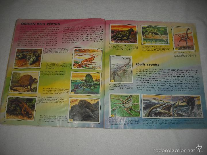 Coleccionismo Álbum: DINOSAURS . PANINI . CLUB SUPER 3 . COMPLETO - Foto 4 - 59611843