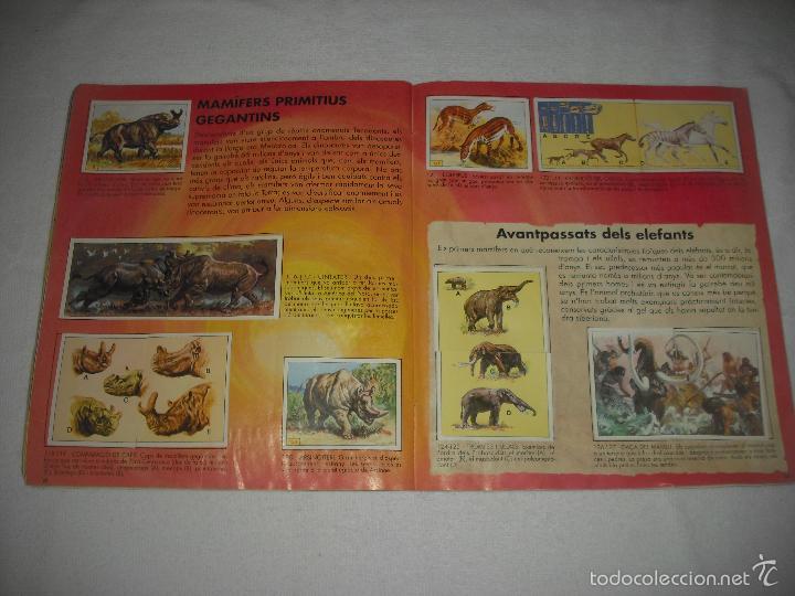 Coleccionismo Álbum: DINOSAURS . PANINI . CLUB SUPER 3 . COMPLETO - Foto 5 - 59611843
