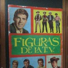 Coleccionismo Álbum: FIGURAS DE LA TV FHER. Lote 60100483