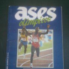 Coleccionismo Álbum: ALBUM ASES OLIMPICOS AS COMPLETO. Lote 60211831