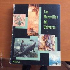 Coleccionismo Álbum: LAS MARAVILLAS DEL UNIVERSO NESTLE COMPLETO. Lote 60839659