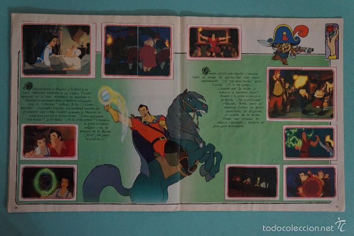 Coleccionismo Álbum: ÁLBUM COMPLETO DE LA BELLA Y LA BESTIA AÑO ???? DE PANINI - Foto 19 - 60885643