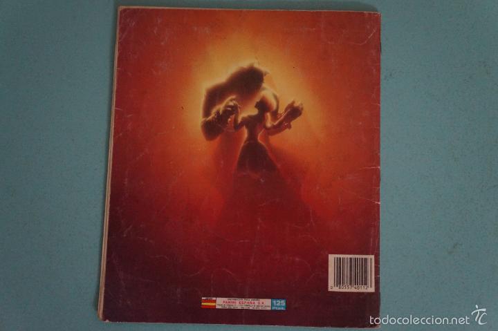 Coleccionismo Álbum: ÁLBUM COMPLETO DE LA BELLA Y LA BESTIA AÑO ???? DE PANINI - Foto 23 - 60885643