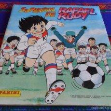 Coleccionismo Álbum: SUPERGOL DE RAFAEL RUDY COMPLETO 240 CROMOS. PANINI 1988. BUEN ESTADO.. Lote 61058079