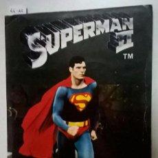 Coleccionismo Álbum: ÁLBUM DE CROMOS SUPERMAN II. Lote 56365935
