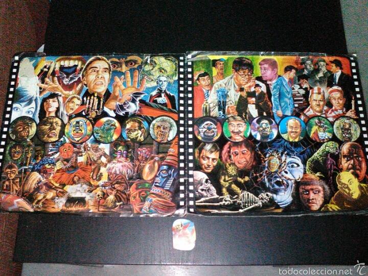 Coleccionismo Álbum: Album cromos maga cine original 1976 completo - Foto 2 - 61366503