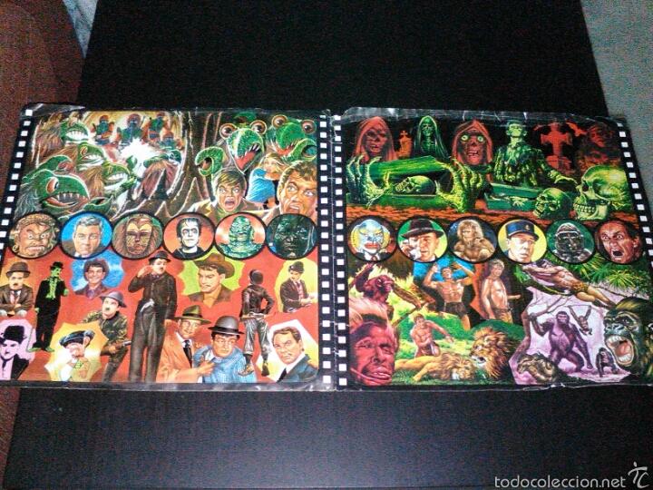 Coleccionismo Álbum: Album cromos maga cine original 1976 completo - Foto 6 - 61366503
