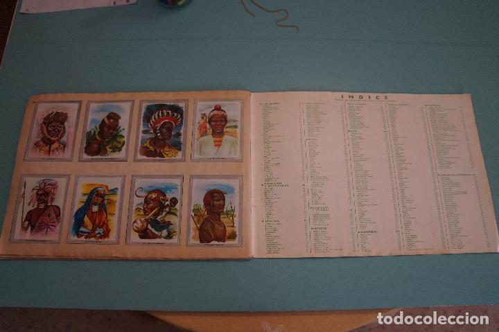 Coleccionismo Álbum: ÁLBUM COMPLETO DE VIDA Y COLOR AÑO 1965 DE ALES - Foto 24 - 61442211