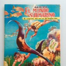 Coleccionismo Álbum: MUNDO SUBMARINO. FERMA. Lote 61563576