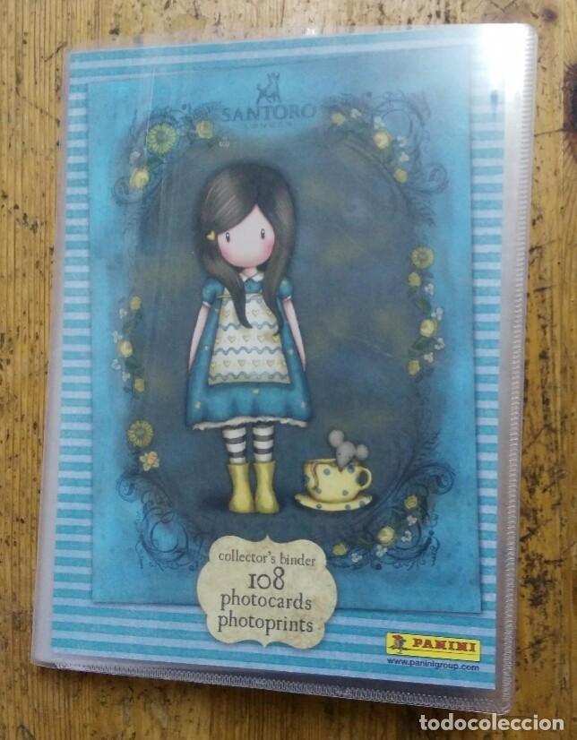 Coleccion completa photocards gorjuss 2 santoro comprar for Donde se compran los vinilos decorativos
