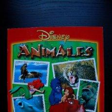 Coleccionismo Álbum: 'ANIMALES DISNEY' (COLECCIÓN COMPLETA). Lote 62769992