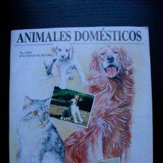 Coleccionismo Álbum: 'ANIMALES DOMÉSTICOS' (COLECCIÓN COMPLETA). Lote 62770152
