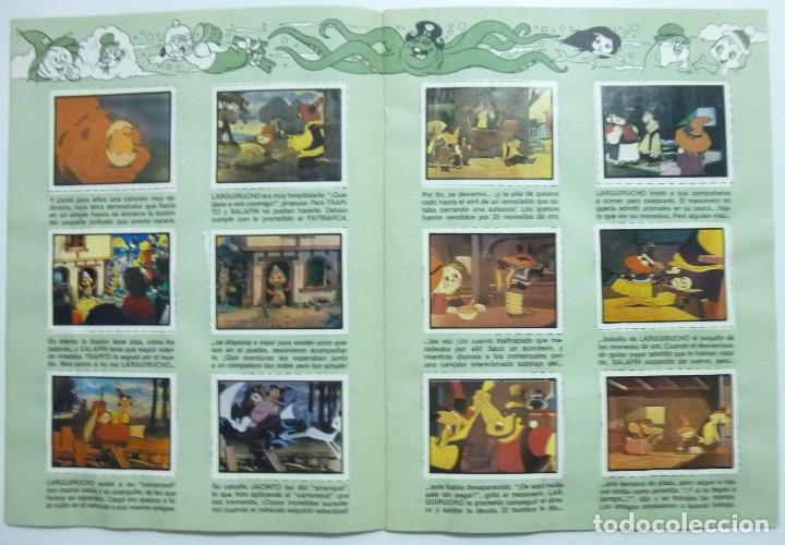 Coleccionismo Álbum: PETETE presenta a TRAPITO - Album de cromos. COMPLETO - Foto 2 - 63368300