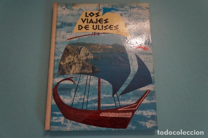 ÁLBUM COMPLETO DE LOS VIAJES DE ULISES AÑO 1962 DE NESTLÉ (Coleccionismo - Cromos y Álbumes - Álbumes Completos)