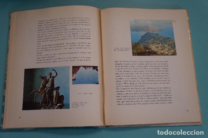 Coleccionismo Álbum: ÁLBUM COMPLETO DE LOS VIAJES DE ULISES AÑO 1962 DE NESTLÉ - Foto 2 - 64323207