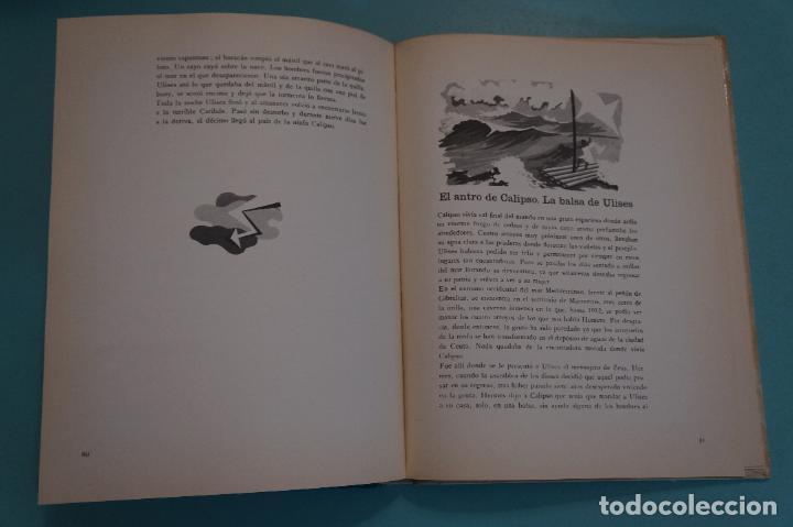 Coleccionismo Álbum: ÁLBUM COMPLETO DE LOS VIAJES DE ULISES AÑO 1962 DE NESTLÉ - Foto 3 - 64323207