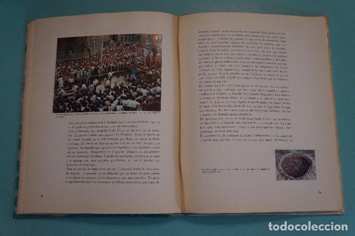 Coleccionismo Álbum: ÁLBUM COMPLETO DE LOS VIAJES DE ULISES AÑO 1962 DE NESTLÉ - Foto 4 - 64323207
