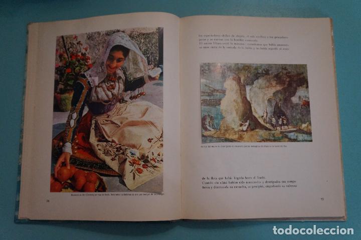 Coleccionismo Álbum: ÁLBUM COMPLETO DE LOS VIAJES DE ULISES AÑO 1962 DE NESTLÉ - Foto 11 - 64323207