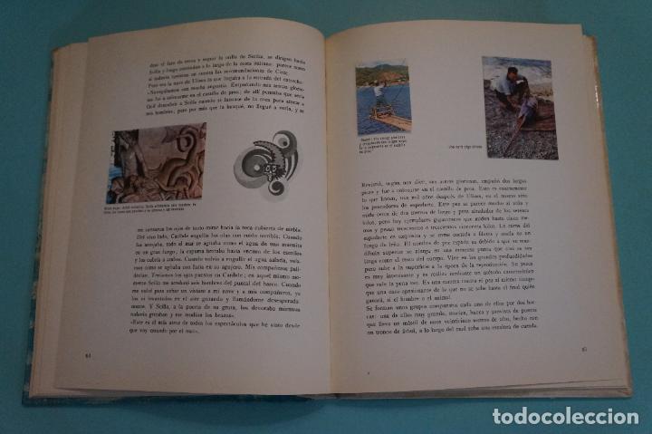 Coleccionismo Álbum: ÁLBUM COMPLETO DE LOS VIAJES DE ULISES AÑO 1962 DE NESTLÉ - Foto 12 - 64323207