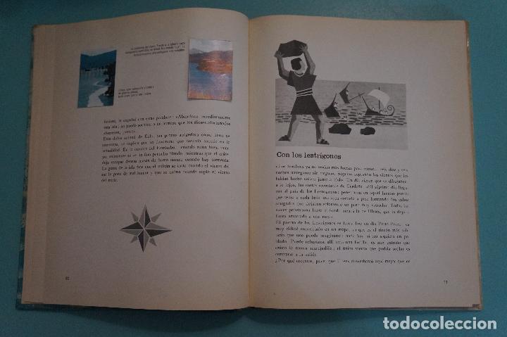 Coleccionismo Álbum: ÁLBUM COMPLETO DE LOS VIAJES DE ULISES AÑO 1962 DE NESTLÉ - Foto 13 - 64323207