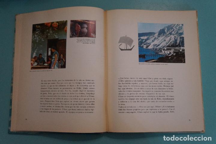 Coleccionismo Álbum: ÁLBUM COMPLETO DE LOS VIAJES DE ULISES AÑO 1962 DE NESTLÉ - Foto 14 - 64323207