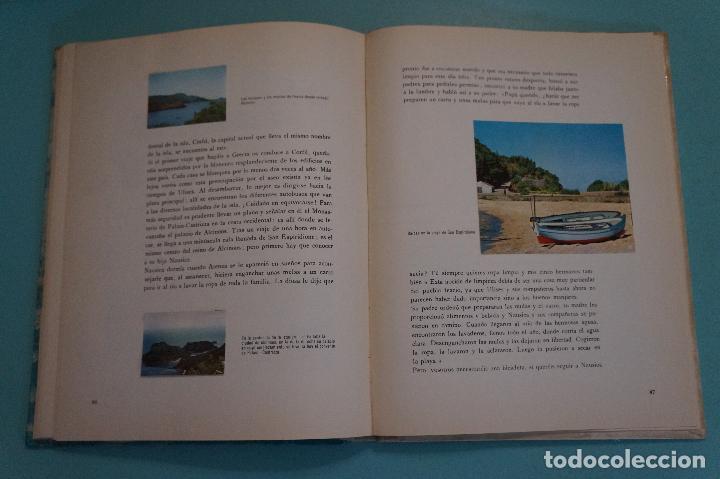 Coleccionismo Álbum: ÁLBUM COMPLETO DE LOS VIAJES DE ULISES AÑO 1962 DE NESTLÉ - Foto 17 - 64323207