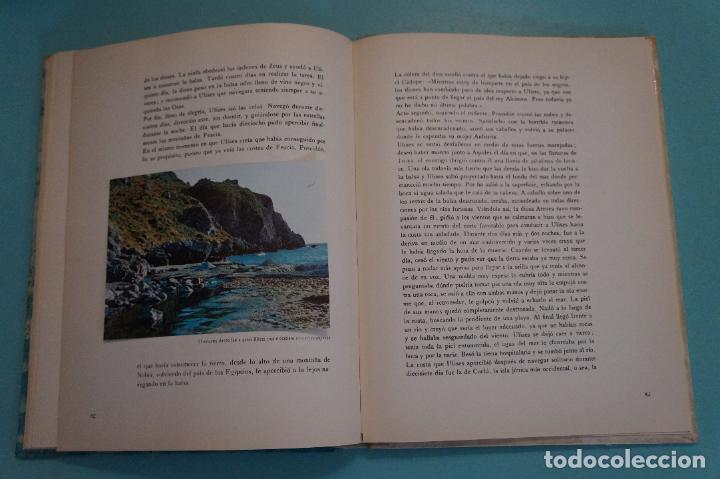 Coleccionismo Álbum: ÁLBUM COMPLETO DE LOS VIAJES DE ULISES AÑO 1962 DE NESTLÉ - Foto 18 - 64323207