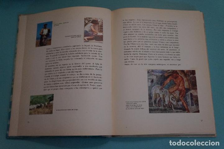 Coleccionismo Álbum: ÁLBUM COMPLETO DE LOS VIAJES DE ULISES AÑO 1962 DE NESTLÉ - Foto 21 - 64323207