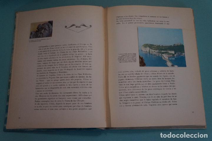 Coleccionismo Álbum: ÁLBUM COMPLETO DE LOS VIAJES DE ULISES AÑO 1962 DE NESTLÉ - Foto 22 - 64323207