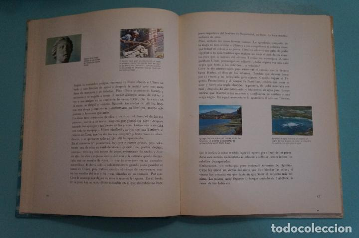 Coleccionismo Álbum: ÁLBUM COMPLETO DE LOS VIAJES DE ULISES AÑO 1962 DE NESTLÉ - Foto 23 - 64323207
